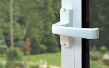 Door handle - Sunhouse Glass Greenhouse