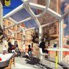 Outdoor Tea House - Screen Dinner Room - Restaurant Enclosures -Sunshield Sun House