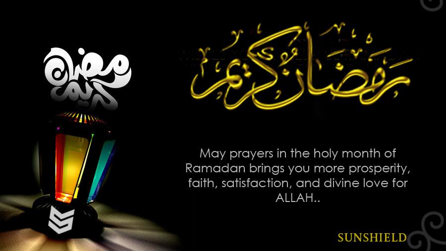 Happy Ramadan-30 Kindness Calendar for Kids - Sunshield