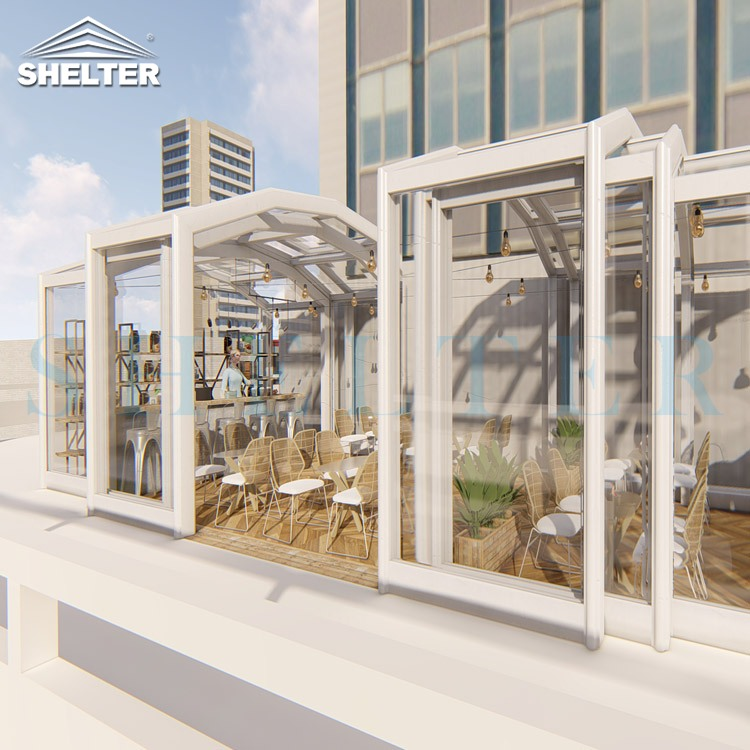 Retractable-Patio-Enclosures-For-Cafes