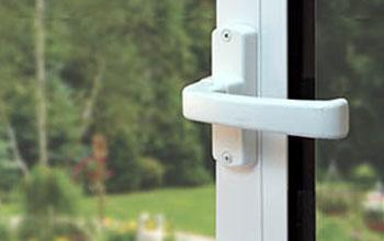 Door handle - Sunhouse Glass Greenhouse