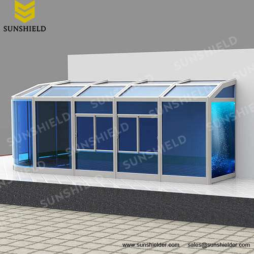 Restaurant Patio Enclosures Outdoor Cafe Enclosure