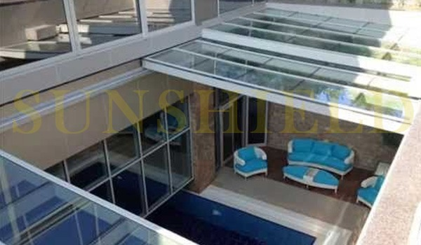 Backyard Enclosures home skylight patio enclosure - pool enclosure cover - backyard