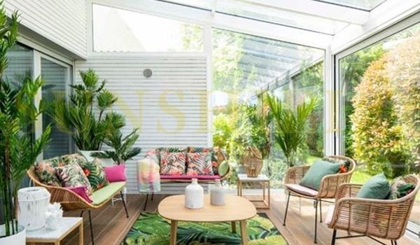 SunShield & awesome sunroom ideas- patio enclosure - sunroom decor- Sunhouse ...