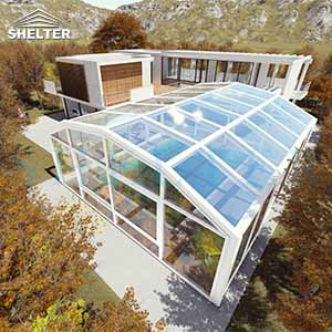 Swimming Pool Enclosure-Modern Sun Rooms: A Leading Trend In Outdoor Living