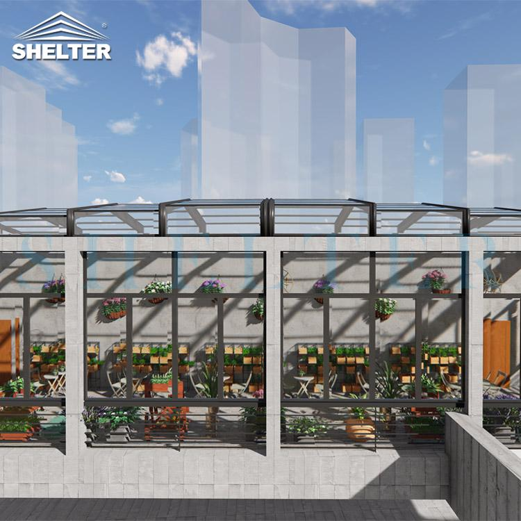 Retractable Sunroom-2