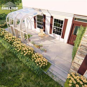 Insulated Sunroom Extension patio enclosures (1)