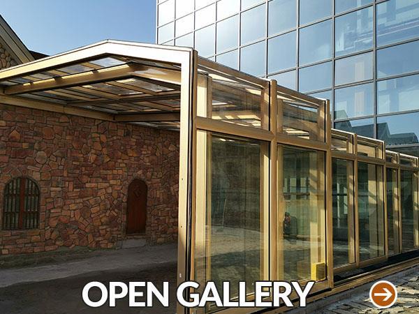 hotel restaurant enclosures-patio sunroom-Shelter Sunhouse Galleries